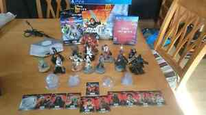 DISNEY INFINITY 3.0 STAR WARS PS4 COMPLET
