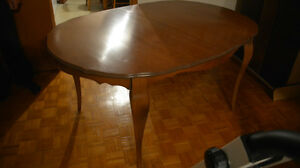 Solid Wood Dining Table and China Cabinet Kitchener / Waterloo Kitchener Area image 7