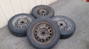 Toyota Corolla Snow tires