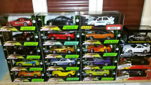 [WANTED] Fast & Furious Diecast 1/18 scale cars