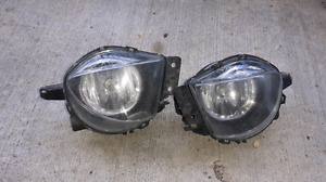 2007 335 bmw foglights