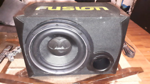 Subs in ported boxs