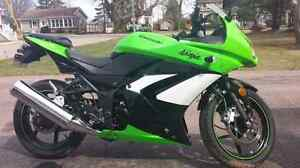 For sale or trade 2009 Kawasaki ninja 250