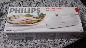 Philips Electric Knife