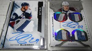 Huge Hockey Card Lot Mcdavid Mackinnon Ekblad Kessel WOW!!