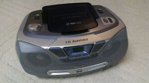 Mini chaine Philips - CD ripping - player