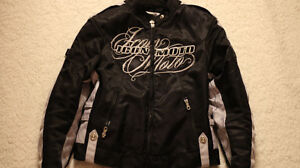 Mint ICON women's motorcycle jacket