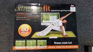 Brand new extreme fit interactive gaming mat