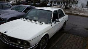 BMW 528 1977 importé de l'Allemagne