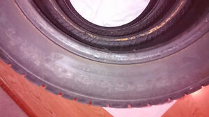 Tires for sale - NO rims - 195 60r15 88s - $175 OBO Oakville / Halton Region Toronto (GTA) image 3