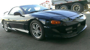 Mitsubishi 3000 gt sell or trade for  Jeep, bobcat or Dually