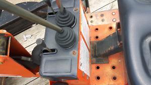 Kubota backhoe attachment BHT500-1