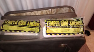 2 Temper Roof Anchors