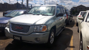 2008 GMC ENVOY AS IS SPECIAL, CALL FIRST!