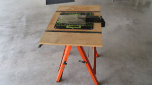 Portable Saw Table
