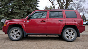 2008 Jeep Patriot *Trail Rated*