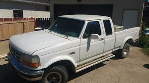 1996 Ford F-150 Pickup Truck 4X4