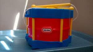 Little Tikes Drum and Piano