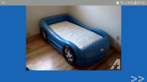 SOLD. Car Bed for sale $100 OBO