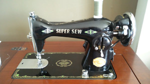 Antique sewing machine that works!