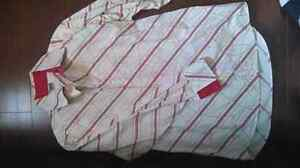 Pelle Pelle Mens Dress Shirt Sz L