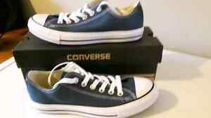Navy Converse sneakers for sale