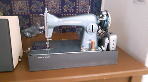 1930's-1940's Brother Precision Sewing Machine