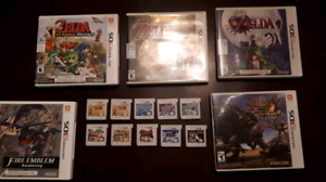 Nintendo 3ds And Nintendo DS Games!