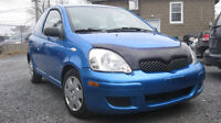 05 Toyota Echo,GAS SAVER 136KM SAFETY+12M.WRTY LEASE TO OWN AVA