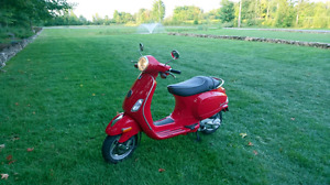Vespa lx 50 for sale