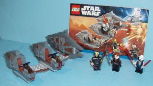 LEGO STAR WARS no 7957, le SITH NIGHTSPEEDER