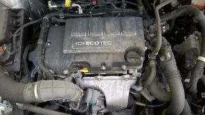 1.4 L turbo engine and transmission for a 2012 Chevrolet Cruze London Ontario image 2
