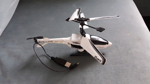 silverlit helicopter via  bluetooth avec iphone ou ipad