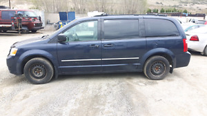 2008 dodge caravan swivel n go