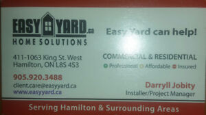 Your trusted - interior and exterior - handyman partner