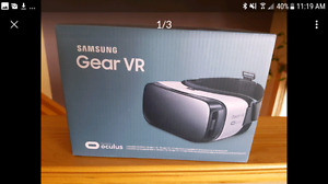 Samsung gear VR - Virtual Reality Headset...
