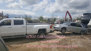 ♻️SCRAP YOUR OLD JUNKCAR FOR TOP CASH & FREE TOW MISSISSAUGA