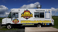 Chip truck / Food truck- TSSA & ESA, Fire suppression $45,000