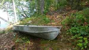14ft aluminum mirrocraft boat