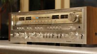 LOOKING FOR: OLD STEREO'S , AMPLIFIERS,TUNERS, RECEIVERS,SPEAKER