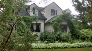 English Style Country Character Home Acreage