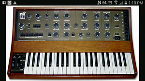 Looking for anologue keyboard.