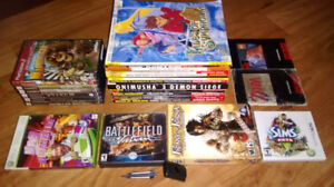 Various gaming odds & ends
