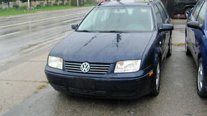 2004 Volkswagen Jetta Wagon ,Safety and e test