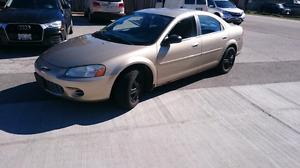2002 Chrysler Serbing