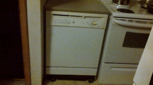 general portagle dish washer works great not used very much