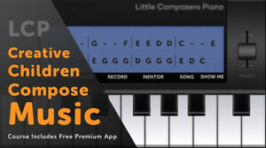 FREE Course Teaches Children (age 6+) How To Compose Music Prince George British Columbia image 3