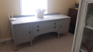 Refurbished Antique buffet