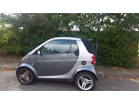 Smart car for spears or repair