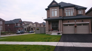 Detached corner lot in prime Alliston area. Tons of upgrades.